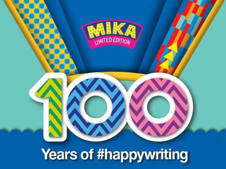 Pilot 100 Years Mika