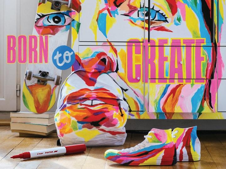 Fejezd ki egyéniséged és kreativitásod a Pilot Pintor
