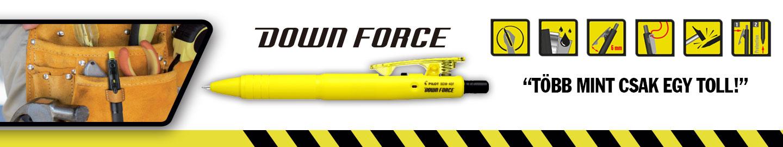 Pilot Down force : nagy teherbírású toll