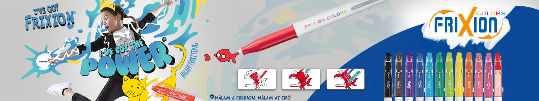 Pilot FriXion Colors Filctollak