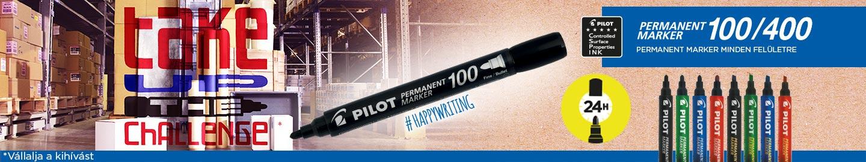 Pilot Permanent Marker 100/400