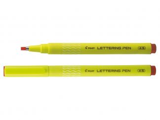 Lettering Pen 30 - Tűfilc - Piros - Vastag hegy
