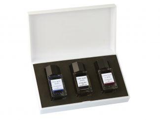 Iroshizuku tinta Mini - 3 db-os csomag - Vegyes színek - 15 ml