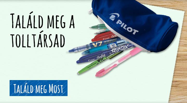 Pilot Találd meg a tolltársad